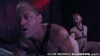 ClubInfernoDungeon – Sebastian Keys Fisted & Dominated